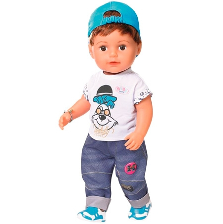 Baby Born Soft Touch Brother Docka - 43cm