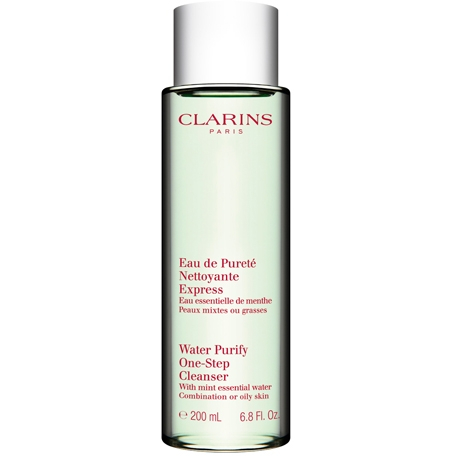 Clarins Water Comfort Combination/Oily Cleanser - 200ml