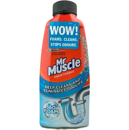 Mr Muscle Avloppsrens  - 500ml