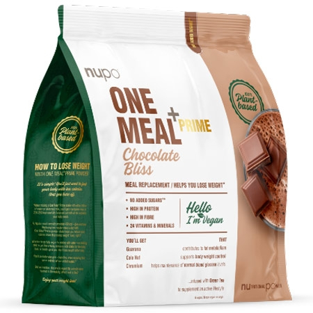 Nupo One Meal +Prime Chocolate Bliss - 360g