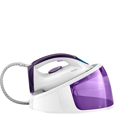 Philips GC6704 FastCare Compact Dampstrygejern - 2400W