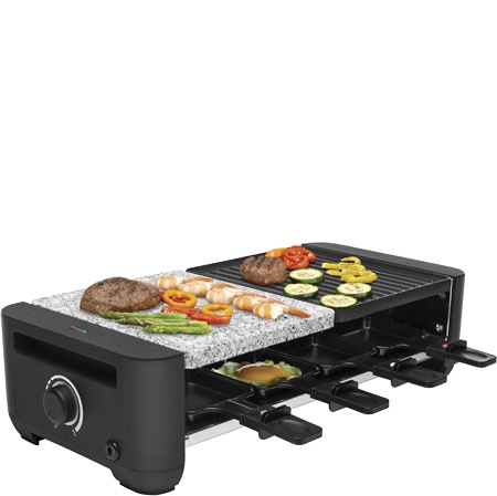 Princess Raclette Stone Grill 162619 - 8 Personers