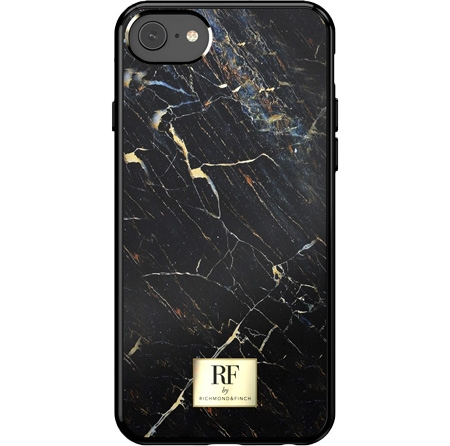 RF by Richmond & Finch Black Marble Mobil Cover - iPhone 6/7/8
