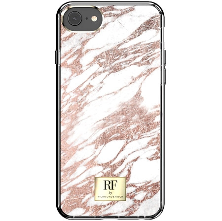 RF by Richmond & Finch Rose Marble Mobil Cover - iPhone 6/7/8