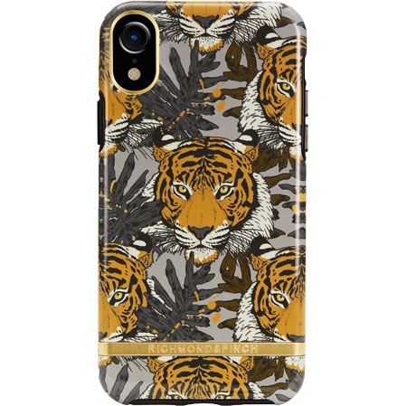 Richmond & Finch Tropical Tiger Mobil Cover - iPhone XR
