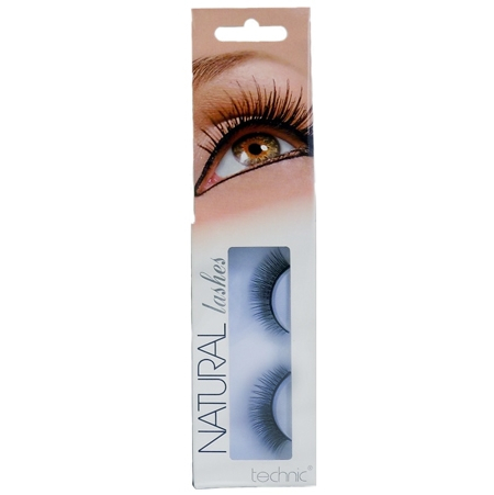 Technic Natural Lashes Lösögonfransar - BC31