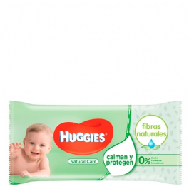 Huggies Baby Wipes Natural Care - 56 st.