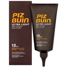 Piz Buin Ultra Light Solkräm SPF15 - 150ml