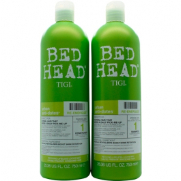 Tigi Bed Head Re-Energize Shampoo & Balsam - 2x750ml