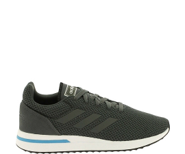 Adidas Run 70s Sneakers - Grå & Vit