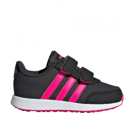 Adidas VS Switch 2 CMF Barnskor - Svart & Pink