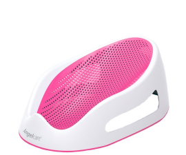 Angelcare Soft Touch Badstöd - Pink
