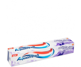 Aquafresh Active White Tandkräm - 125ml