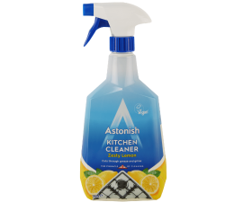 Astonish Kök Rengöringsmedel Zesty Citron - 750 Ml