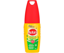 Autan Tropical Myggspray - 100ML