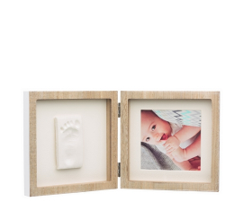 Baby Art Wooden Collection Dubbelsidig Ram