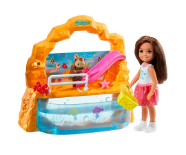 Barbie Club Chelsea Aquarium Leksaksset