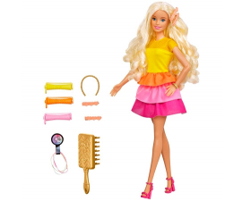 Barbie Ultimate Curlers Leksaksset