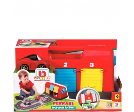 BB Junior Ferrari Roll-Away Racerbana