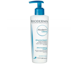 Bioderma Ultra Närande Kropp Lotion - 200ML