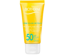 Biotherm Dry Touch Solkräm 50 SPF - 50ml