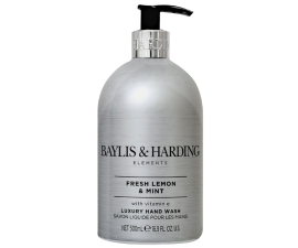 Baylis & Harding Element - Färsk Citron & Mynta 500 Ml