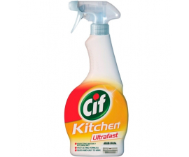 Cif Ultrafast Kitchen Spray - 450ml