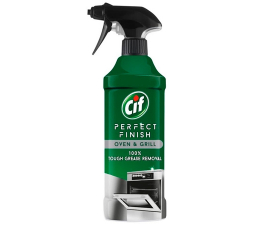Cif Perfect Finish Ugn & Grillrengöring - 435ml