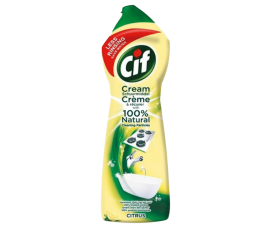 Cif Citrus Skrubba - 750 Ml