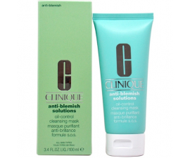 Clinique Anti-Blemish Solutions Ansiktskräm - 100ml