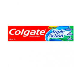 Colgate Triple Action Tandkräm - 100ml
