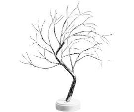 Decorative 108 LED Shimmer Tree