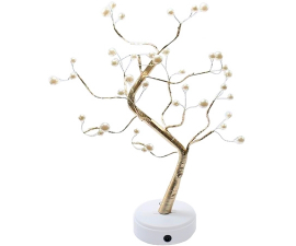 Decorative 36 LED Shimmer Tree