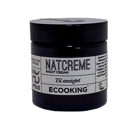 Ecooking Nattkräm - 50ML