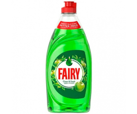 Fairy Clean & Fresh Apple Orchard Diskmedel - 520ml