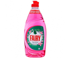 Fairy Clean & Fresh Pink Jasmine Diskmedel - 520ml