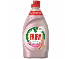 Fairy Rose & Satin Diskmedel - 820ml