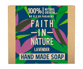 Faith In Nature Aloe Vera Handtvål - 100g