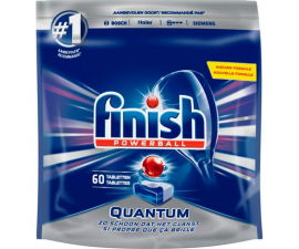 Finish Powerball Quantum Diskmedeltabs - 60 st