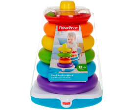 Fisher Price Stor Ringpyramid