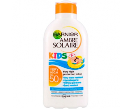 Garnier Ambre Solaire Kids Sensitive Solkräm SPF50 - 200ml