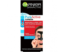 Garnier Pure Active Blackhead Ansiktsmask - 50ml