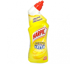 Harpic Active Fresh Citrus Toalettrens - 750ml