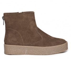 Duffy Boots - Taupe