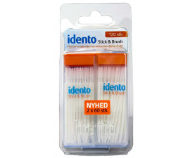 Idento Stick & Brush - 2 x 60