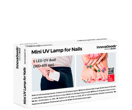 InnovaGoods Mini UV-Lampa