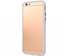 BasicPlus iPhone 8 Bumper - Vit