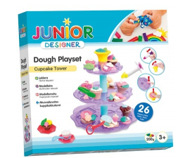 Junior Designer JDE Cupcake Tower Modellera Set