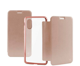 KSIX Metal Folie Case - iPhone X/XS