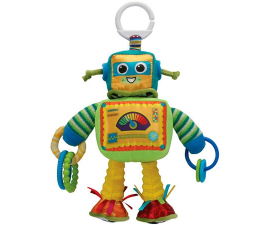 Lamaze Rusty the Robot Skallra